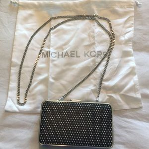 Michael Kors Studded Evening Bag